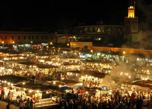Bargain and the Contrast Principle: A Memoir at Marrakesh Markets