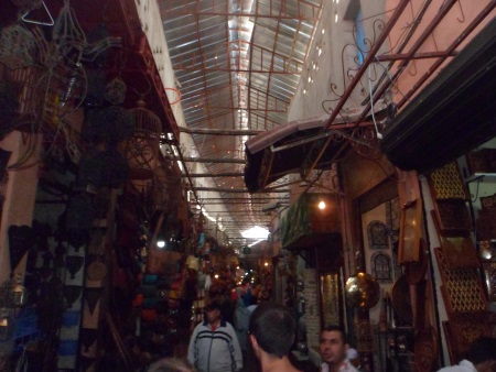 marrakesh markets